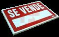 "Cédula Caple ""SE VENDE"" 30x41 cms"